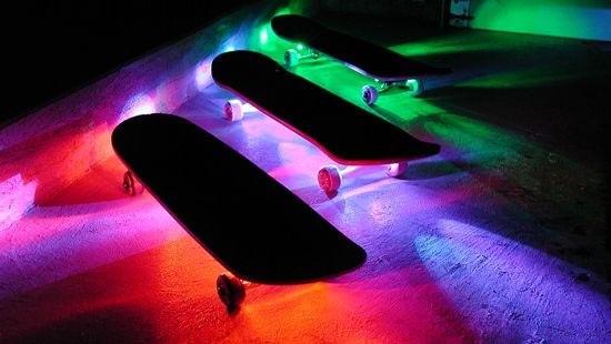 Одноцветная подсветка - 1